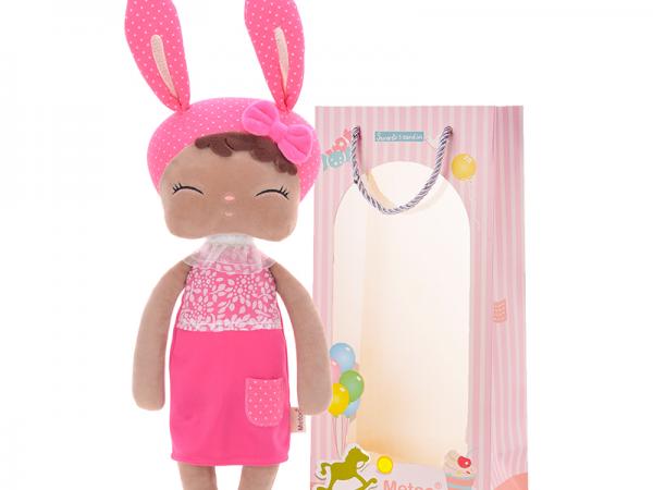 Beautiful Brown Girl in Rabbit Ears 3